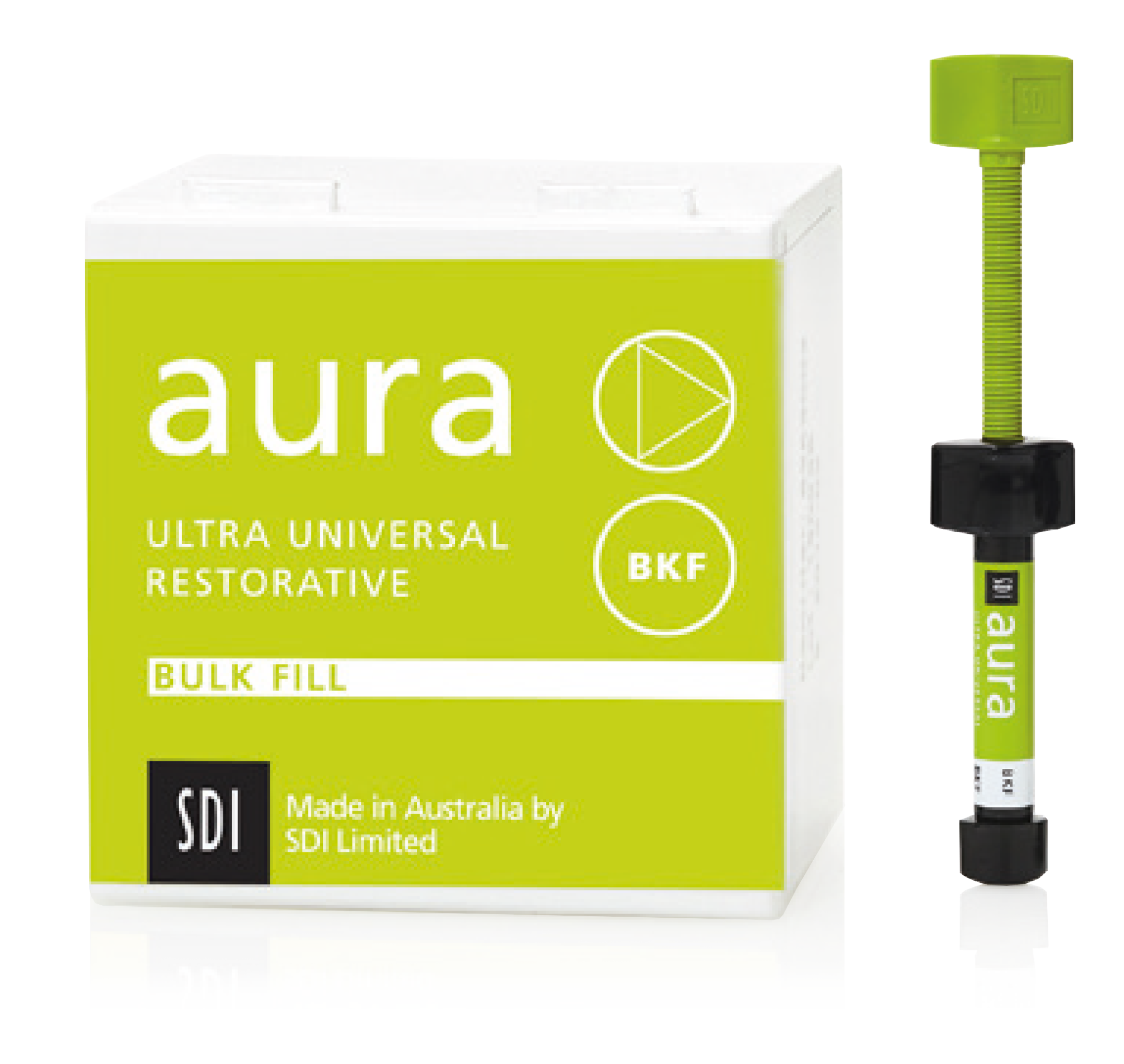 aura bulk fill box and unit